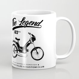 Mobylette 103 SPX Coffee Mug