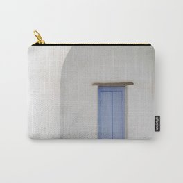 Minimal Architecture Carry-All Pouch