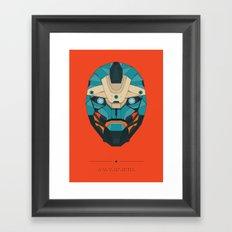 Cayde-6 Framed Art Print