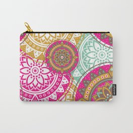 Happy-Go-Boho Carry-All Pouch