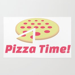 Pizza Time! Rug