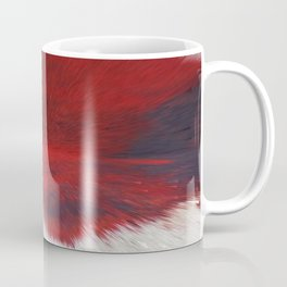 Extruded Blood Coffee Mug