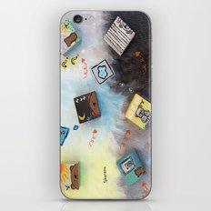 The Turning iPhone & iPod Skin