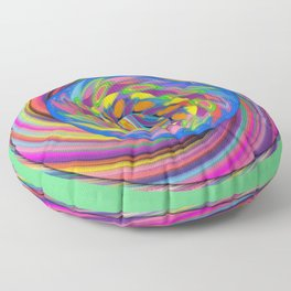 Spun Colours Floor Pillow