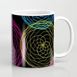 Spiro Blooms in Noir Coffee Mug