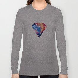 Diamond Galaxy Long Sleeve T-shirt