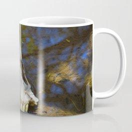 Goat Skull Coffee Mug