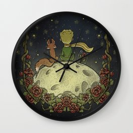 Little Prince / El Principito Wall Clock
