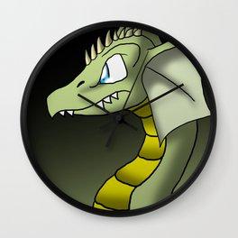 Dragon 3-19-13 Wall Clock