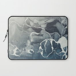 Ultramarine Marble Laptop Sleeve
