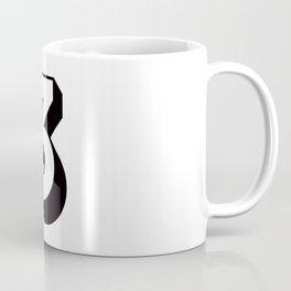 Lucky Number Three ... 3 Coffee Mug
