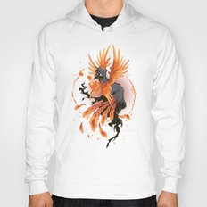 The Avian Arsonist Hoody