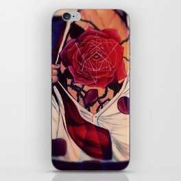 RoseHeart iPhone Skin