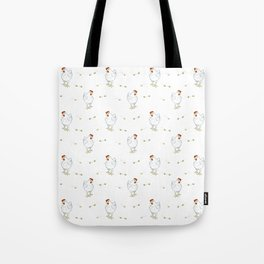 Luci and Susie - Gifts from the Garden Tote Bag