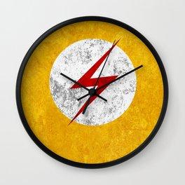 Kid Flash Wall Clock