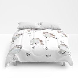 Sparrows Comforters