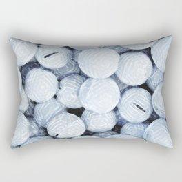 Golf Lovers... Practice Makes Perfect Rectangular Pillow