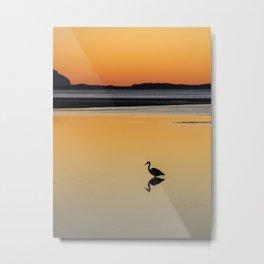 Sunset in Tillamook, Oregon #2 Metal Print