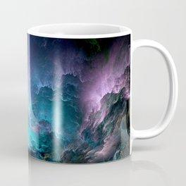 Unreal Stormy Ocean Coffee Mug