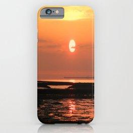 Feelings on the sea, iPhone Case