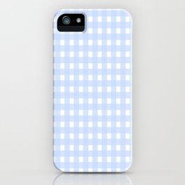 Serenity Checkered iPhone Case