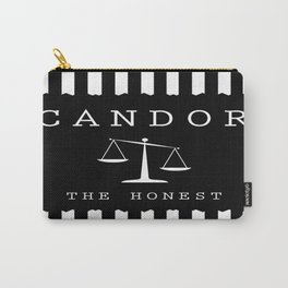 CANDOR - DIVERGENT Carry-All Pouch