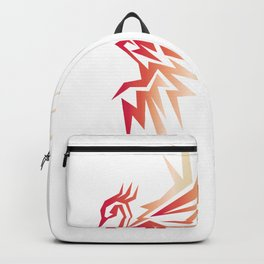 Beauty  Bird Backpack