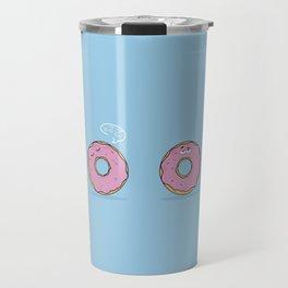 Lazzy Donut Travel Mug
