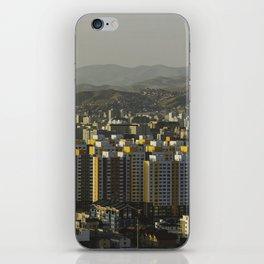 Ulan Bator Skyline iPhone Skin