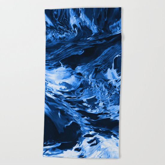 Aes Beach Towel