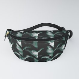 Covered Marble Pattern Fanny Pack