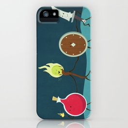 Let's All Go On an Adventure iPhone Case