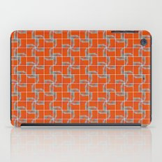 Wall Pattern iPad Case