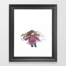 Autumn Winds Framed Art Print
