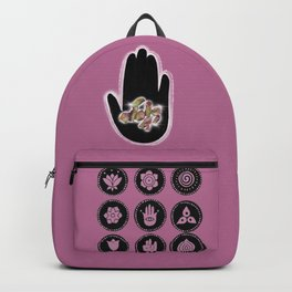 Find your happy place Backpack