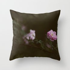 Rose #1 Throw Pillow
