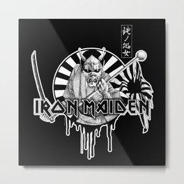 """IRON MAIDEN EXPEDITION"" Metal Print"
