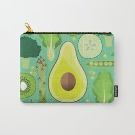 Eat your veggies Carry-All Pouch