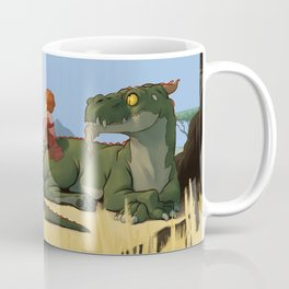 Tillandsia Dragoon Coffee Mug