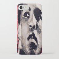 ali gulec iPhone & iPod Cases featuring Ali by CjosephART