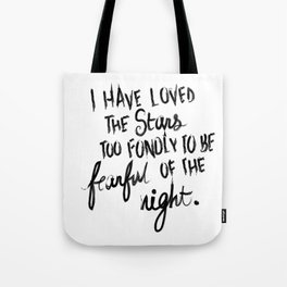 Star Lover Tote Bag