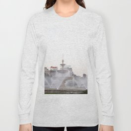 Roumania, Union Square, Bucarest Long Sleeve T-shirt