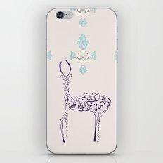 note iPhone & iPod Skin