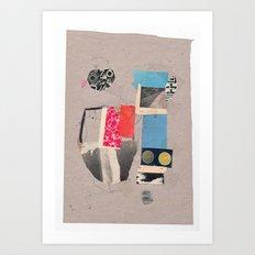 Jetzt 3 Art Print