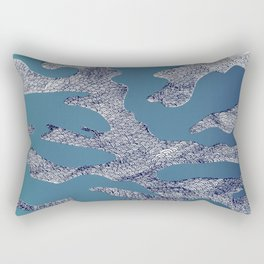 Change In The Weather Rectangular Pillow