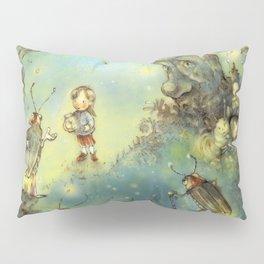 Firefly Forest Pillow Sham