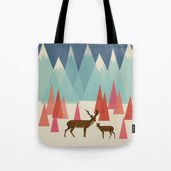 Climb Every Mountain Tote Bag