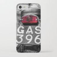 custom iPhone & iPod Cases featuring Custom Motor by Johanna Arias