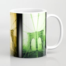 The Brooklyn Bridge New York City Coffee Mug