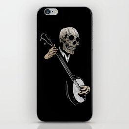 Skullboys' Banjo Blues iPhone Skin